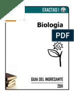 Guia Del Ingresante Biologia 2011