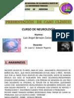 Neurologia Caso Clinico