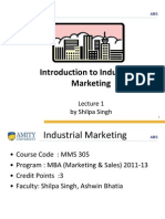 Lecture 1 - Introduction to Industrial Marketing_upload
