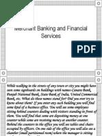 Bank and Banking