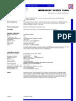 Hempel Product Data Sheet