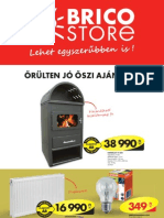 akciosujsag.hu - Brico Store, 2012.09.05-09.30