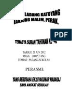 Buku Program Sukan