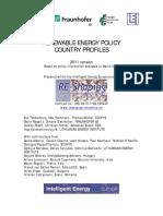 Política de Energías Renovables