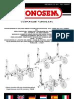 Chasis Monobloc Doble-telescopico