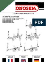 Chasis Telescopico