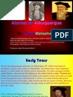 Afanso de Alburquerque - Chaiti