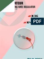 Agitador X