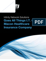 Macon IT Support to Secure Health Plans of Georgia