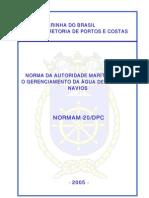 Normam 20 DPC