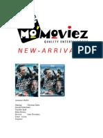 Mo Moviez New Arrivals 14 Sep 2012