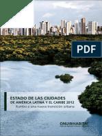 Estado de las Ciudades de América Latina y el Caribe 2012