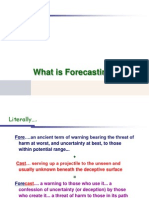 08 OM- Forecasting