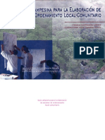 2006 SEMARNAT - Carranza - Guía campesina para ordenamiento local-comunitario