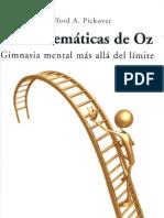 Pickover - Las Matematicas de Oz.gimnasia Mental
