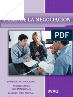 Fases de La Negociacion