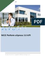 Npx Release 3 0 API