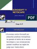 lista de puertos completamicrosoft y netscape