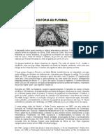 HISTÓRIA DO FUTEBOL