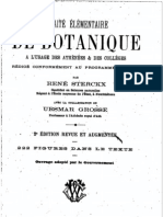 R.Sterckx - Traité élémentaire de botanique