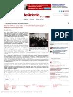 Imparte DAM un curso sobre los derechos de migrantes para establecer políticas públicas