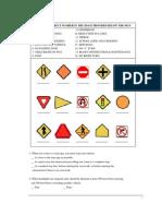 美国伊利诺伊州2010版驾照考试笔试 (permit) 题库