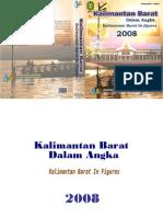 Kalbar Dalam Angka 2008