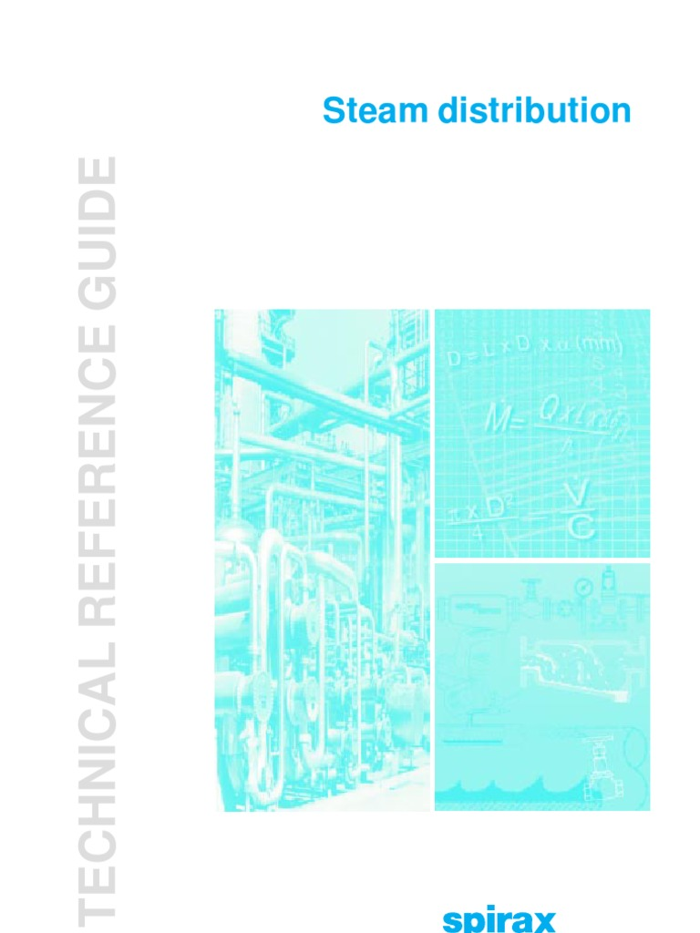 Technical Reference Guide on Steam Distribution   Steam   Boiler