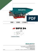 Despiece DPX24