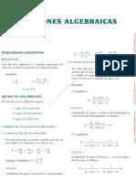 Fracciones Algebraicas Lex