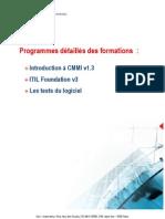[SQLI Institut Maroc] Formations octobre 2012