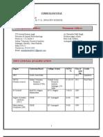 CV AnandPrakash