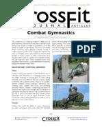 Combat Gymnastics
