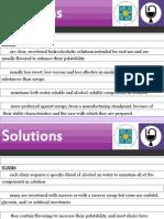 Phardose Report (Solutions)