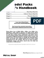 Model Packs Handbook ( Rev C )