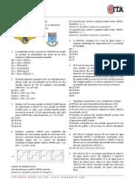 Equilíbrio ionico e Soluções - 25 questões ITA-IME