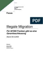 Illegale Migration