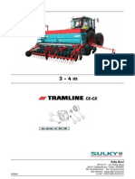 Despiece Tramline CE-CX
