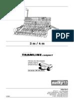 Despiece Tramline Compact