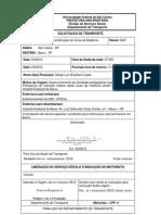 2012.09.05 – Solicitação de Transportes _Sérgio _I__