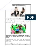 Antologiade Tecnicas y Dinamicas de Grupos