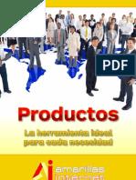Catálogo Directorio Comercial Virtual www.amarillasinternet.com