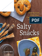 Recipes From Salty Snacks by Cynthia Nims