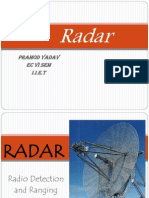 radar by ankur singh