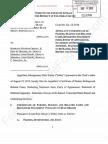 DC - Sibley - DCCIR - 2012-09-12 - Sibley Certification of Parties Etc