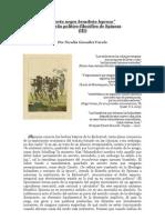 """""""'Cierto negro brasileño leproso' Un sueño político-filosófico de Spinoza"""" (IIIº) Por Nicolás González Varela"""
