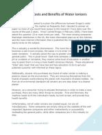 Comparison Report -Dr Parker