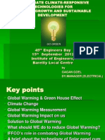 APPROPRIATE CLIMATE-RESPONSIVE TECHNOLOGIES FOR INCLUSVE GROWTH AND SUSTAINABLE DEVELOPMENT