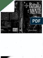 El Campo de Batalla de La Mente (New)