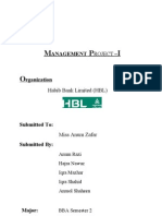 Hbl Assignment